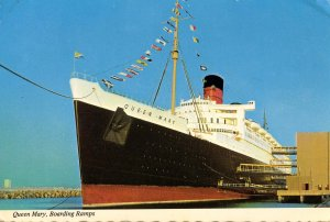 Queen Mary at Long Beach, California