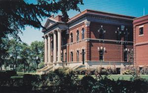 The Court House Building And Grounds, DAUPHIN, Manitoba, Canada, 1940-1960s