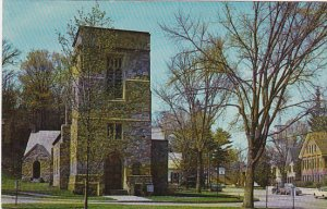 Vermont Woodstock St James Episcopal Church
