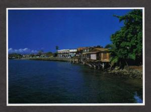 HI View of Front Street in LAHAINA HAWAII Postcard PC