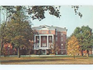 Unused Pre-1980 OLD MAIN BUILDING AT WESLEY COLLEGE Dover Delaware DE Q2984