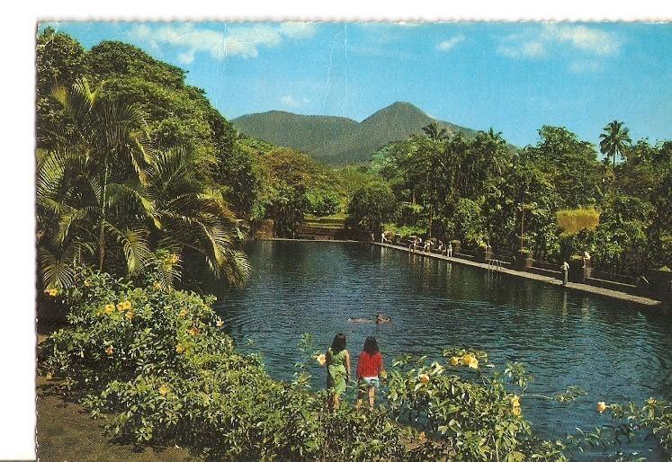 Postal 022475 : Balneario de Atecozdl, Sonsonate (El Salvador)