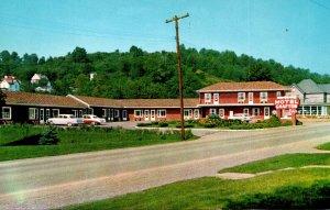 West Virginia Grafton Motel Garfton
