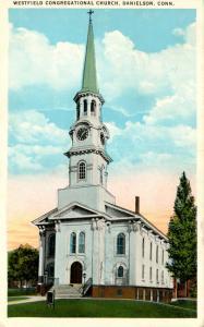 CT - Danielson.  Westfield Congregational Church