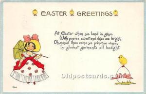 Easter 1914