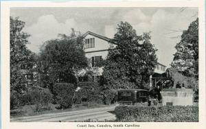 SC - Camden, Court Inn