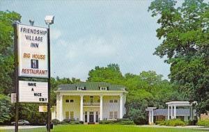 Friendship Village Inn Restaurant Hazlehurst Georgia