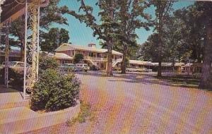 Kentucky Murray Plaza Court 1969