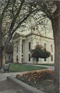Colusa California~Colusa County Courthouse~1950s PC
