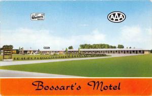 Minnesota  Moorhead     Bossarts Motel