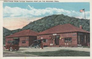 MOHAWK TRAIL , Massachusetts, 1910s ; Totem Trading Post