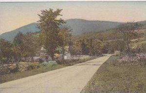 Vermont Manchester Mount Equinox From Ethan Aillen Highway   Albertype