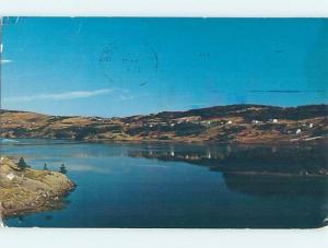 Pre-1980 PANORAMIC VIEW Avondale - Near St. John'S Newfoundland NL F9427