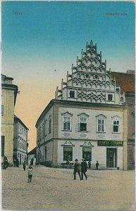 VINTAGE POSTCARD:  CZECH REPUBLIC -   Tábor   Tabor