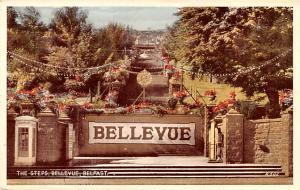 Belfast Ireland The Steps, Bellevue Belfast The Steps, Bellevue