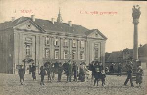 Czech Republic Slaný vyssi gymnasium 02.45