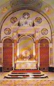 Missouri St Louis Carmel Of St Joseph Adoration Chapel