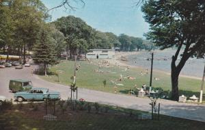 Sun Bathing at Midland Park, Ontario, Canada, 40-60´s