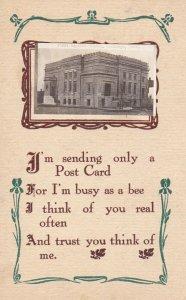 RP:  HOLRIDGE , Nebraska , PU-1912 ; First Baptist Church ,