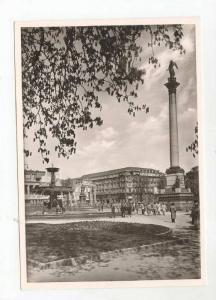RP: Street Scene / Sclobplatz, Stuttgart,Germany 1940-50s