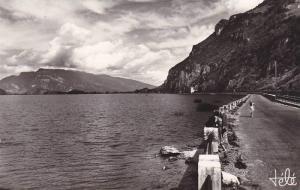RP, Lac Du Bourget, Route d'Aix-les-Bains A Chindrieux - Culoz - Paris, Savoi...