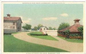 Stable Entrance, Normandy Farm, Gwynedd Valley, Pennsylvania, 00-10s