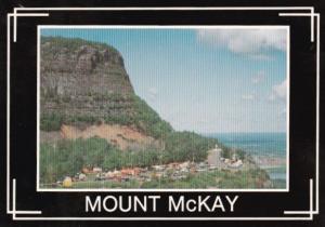 Canada Mount McKay Thunder Bay Ontario