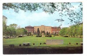Eastern Mennonite College, Park view, Harrisonburg, Virginia, 40-60s