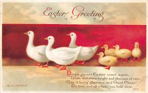 Artist Ellen Clapsaddle Easter Post Card Unused