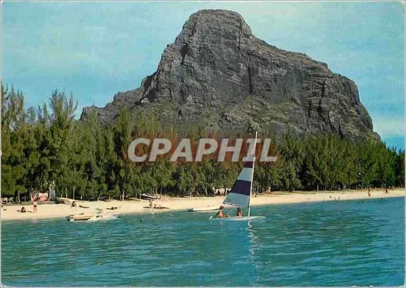 Modern Postcard Mauritius the Dull Brabant
