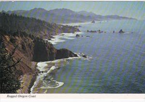 Oregon Coastline From Tillamook Head