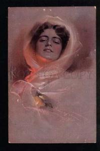 3046540 Illuminated Lady Belle by KNOEFEL vintage Novitas PC