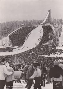 RP: Oslo , Holmenkollbakken , Norway , 30-40s