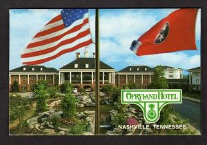 TN  Opryland Hotel NASHVILLE TENNESSEE Postcard Booklet
