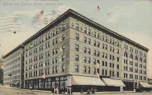 Colorado Denver Savoy And Shirley Hotel