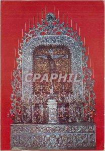 Postcard Modern Santisimo Cristo de la Laguna Tenerife