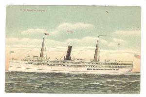 Oceanliner/Steamer, S. S. Governor Dingley, 1900-1910s