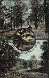 TORONTO, Ontario, Canada, PU-1915; Scenes In High Park