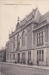 France Hazebrouck Le Palais de Justice