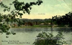 The Pines, Merrimack River Haverhill MA 1911