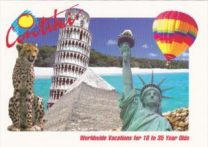 Advertising Contiki Vacations