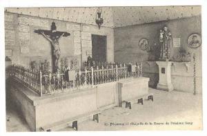 Cross, Chapelle De La Source Du Precieux Sang, Fecamp (Seine Maritime), Franc...