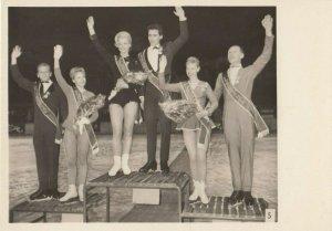 RP: Figure Skating , 1950-60s ; #5