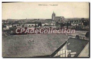 Old Postcard Dole Vue Generale