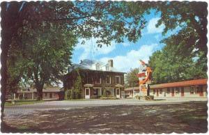 Stone House Motel Batiscan PQ Quebec Canada