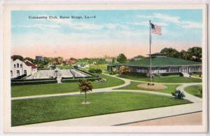 Community Club, Baton Rouge LA