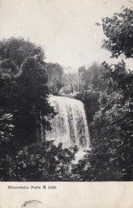 MINNESOTA, PU-1908; Minnehaha Falls In 1906