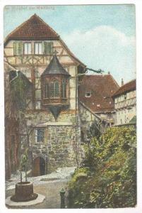 Im Burghof der Wartburg, Germany, 1900-10s