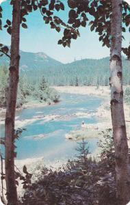 Moyie River, KOOTENAY RIVER, British Columbia, Canada, 40-60´s