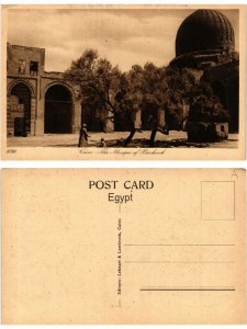 CPA EGYPT Cairo-The Mosque of Barkook (421526)